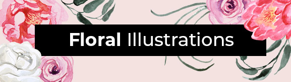 Floral Illustration clipart